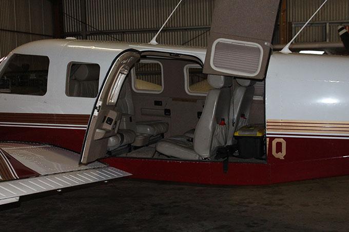 Sharp Airlines Seneca Iv
